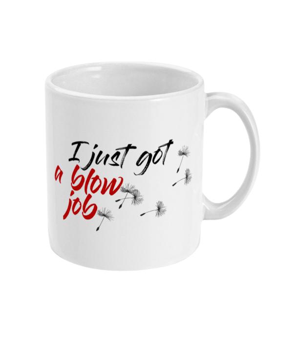 11oz Mug blow-job blow job