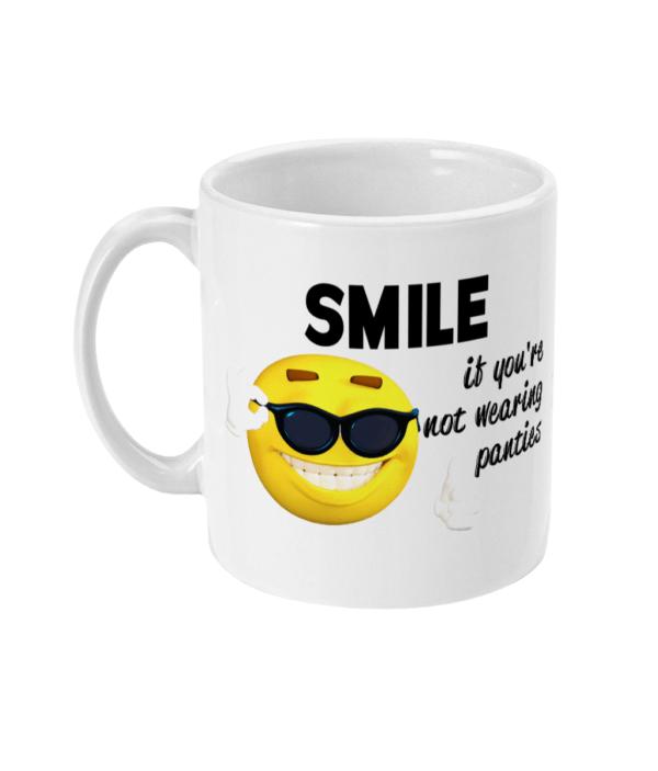 11oz Mug panties mug