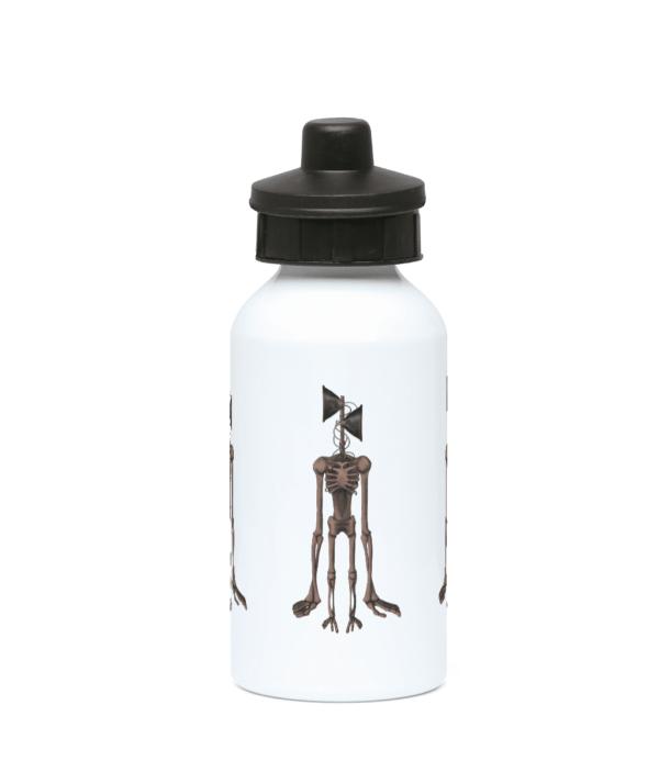 Siren Head 400ml Water Bottle siren head