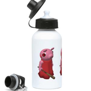 Piggy 400ml Water Bottle