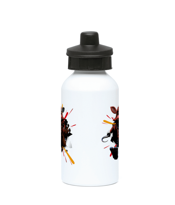 400ml Water Bottle foxy nightmare from 5 nights at freddies 400ml Water Bottle foxy nightmare from 5 nights at freddies