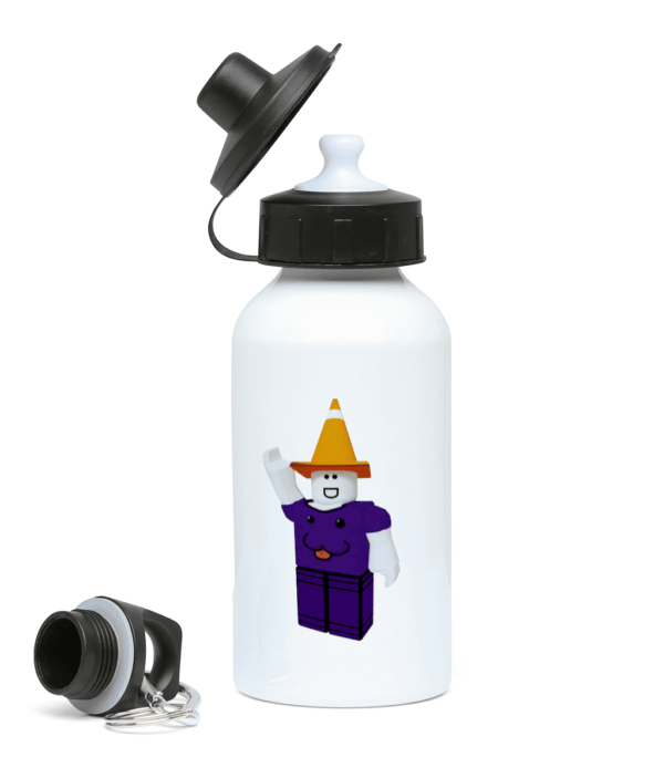 Dizzy Purple Water Bottle dizzy purple