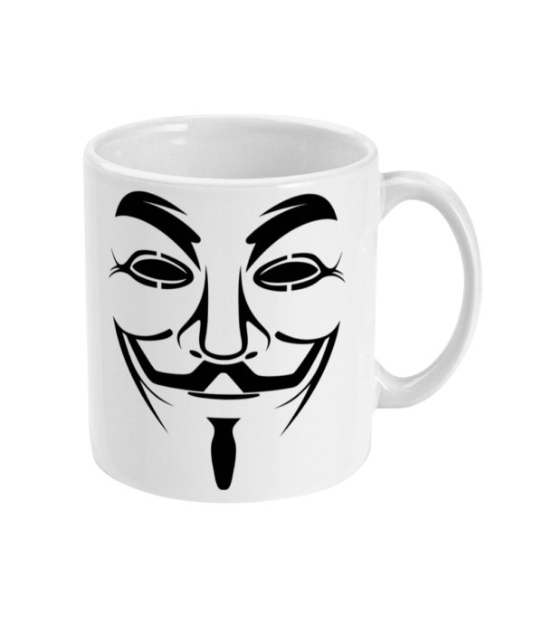 hacker-man-mug 11oz Mug hacker