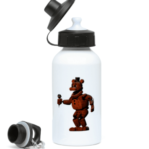 fasbear-from-five-nights-at-freddys 400ml Water Bottle