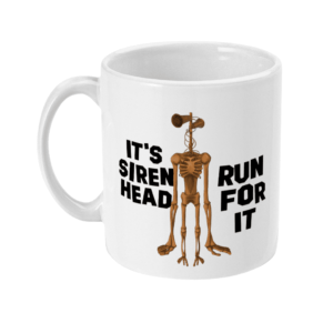 Siren Head Mug 11oz