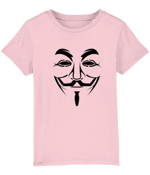 Hacker Face T shirt hacker