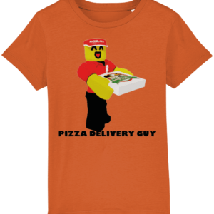 Pizza Delivery Guy from Roblox