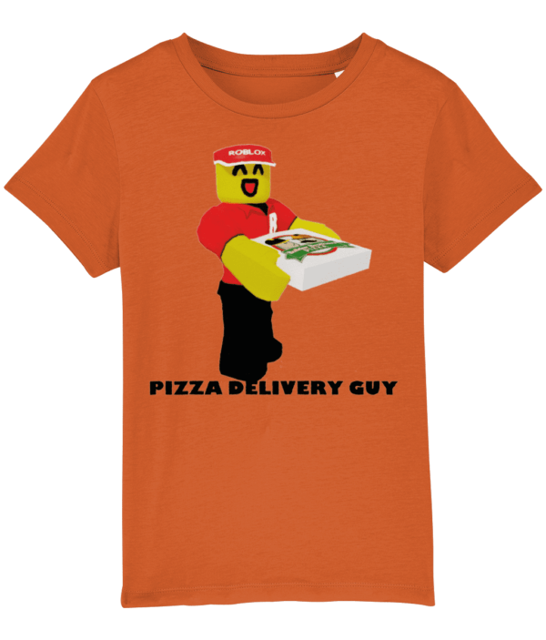 Pizza Delivery Guy from Roblox Pizza Delivery Guy from Roblox