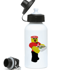 pizza-delivery-guy-water-bottle 400ml