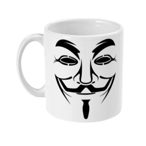 hacker-man-mug 11oz Mug