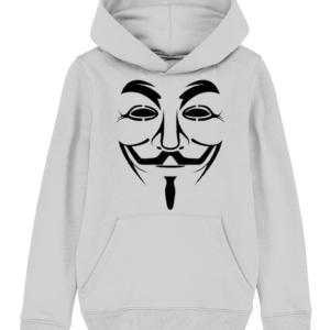Child's Hacker Man Hoodie