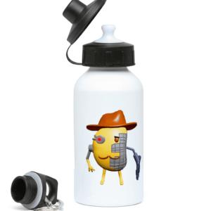 400ml Water Bottle Mr P