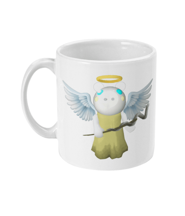 11oz Mug angel piggy mug angel