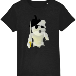 Ghosty, from Piggy in Roblox Child's t shirt