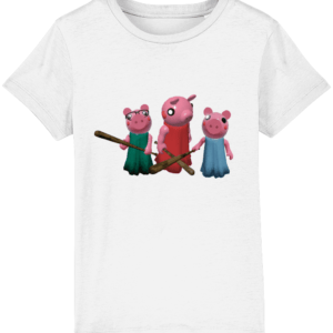 Selection of Piggy characters