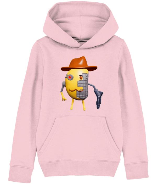Mr P Piggy Cyborg  Roblox Quality Hoodie cyborg