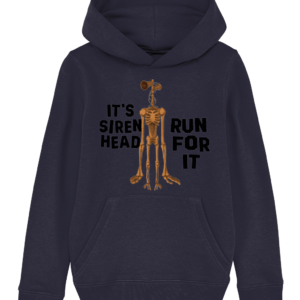 Siren Head – run for it – quality hoodie