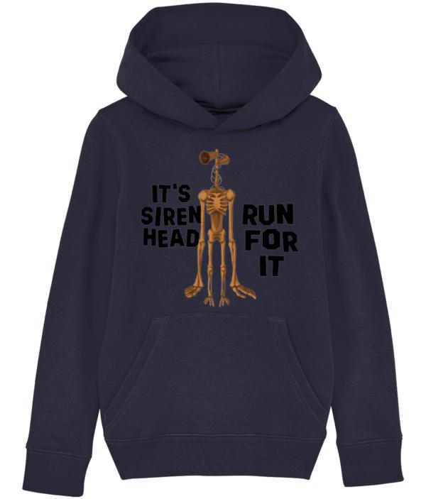 Siren Head – run for it – quality hoodie hoodie