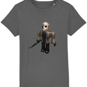 Jason the killer Roblox style t-shirt jason