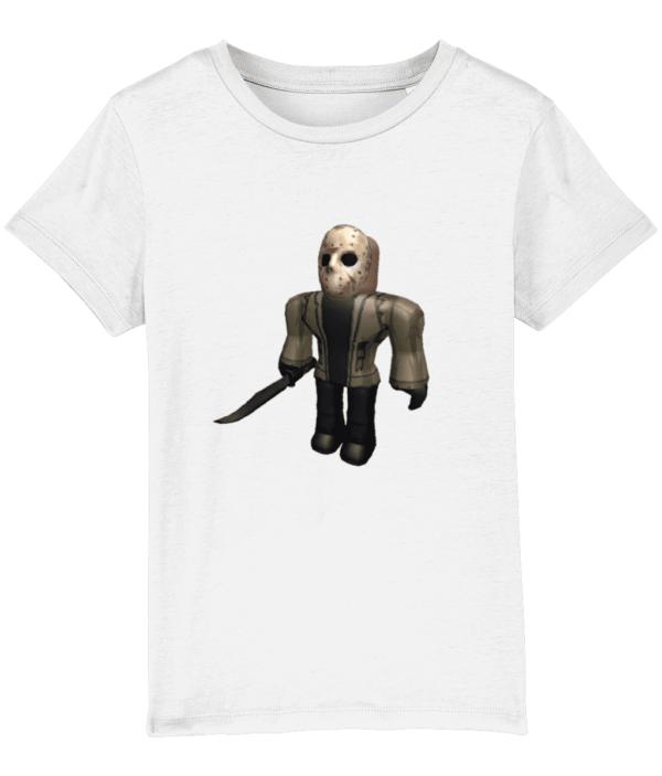 Jason the killer Roblox style t-shirt