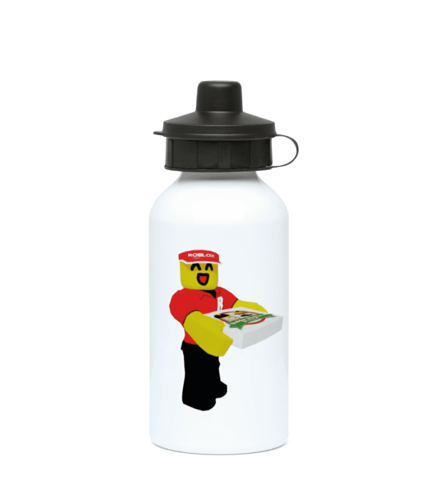 pizza-delivery-guy-water-bottle 400ml pizz