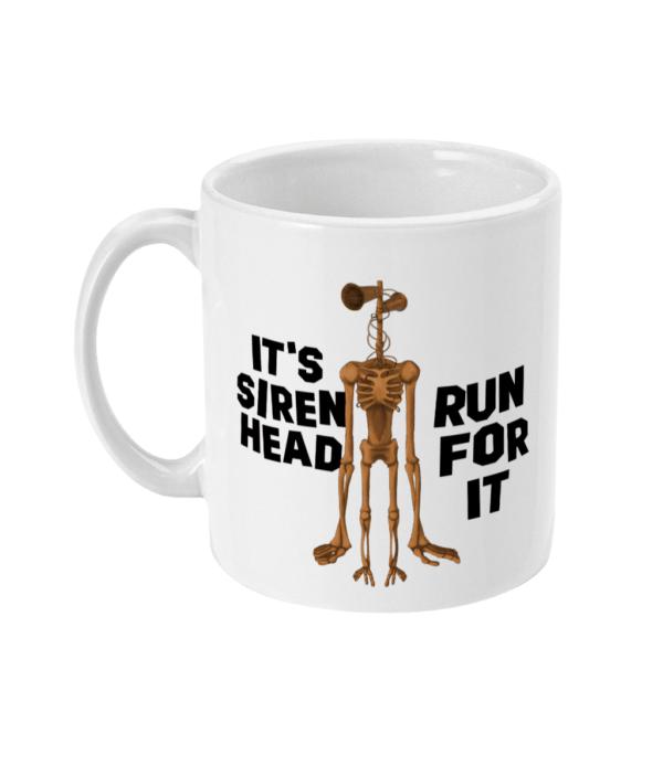 Siren Head Mug 11oz siren head