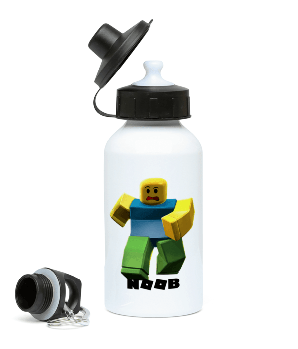 Classic Noob from Roblox 400ml Water Bottle classic