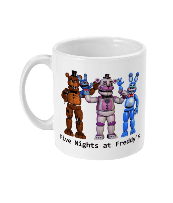 Five Nights at Freddy's 11oz Mug Five Nights at Freddy's 11oz Mug