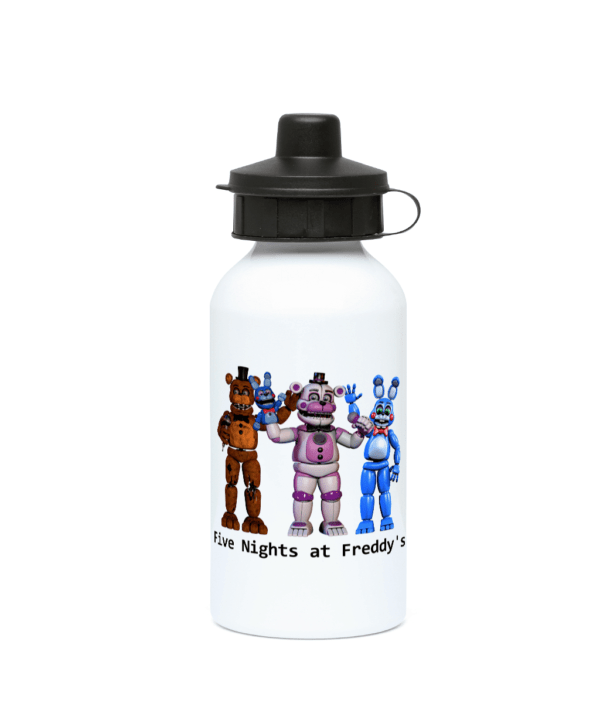 Five Nights at Freddy's 400ml Water Bottle Five Nights at Freddy's 400ml Water Bottle