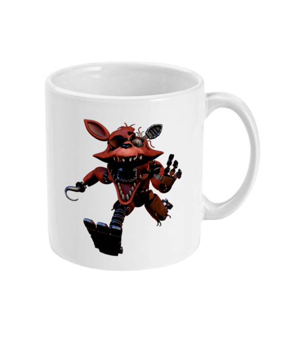 foxy running 11oz Mug foxy running foxy running