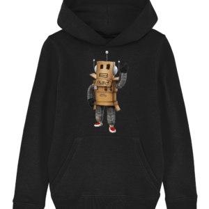 Mr robot child's hoodie