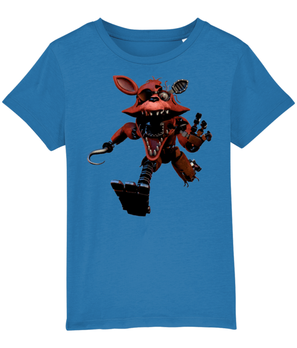 foxy running from five nights at Freddie's child's t shirt