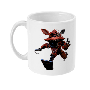 foxy running 11oz Mug foxy running