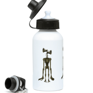 siren head water bottle style3 400ml Water Bottle