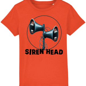 Siren Head image child's t shirt