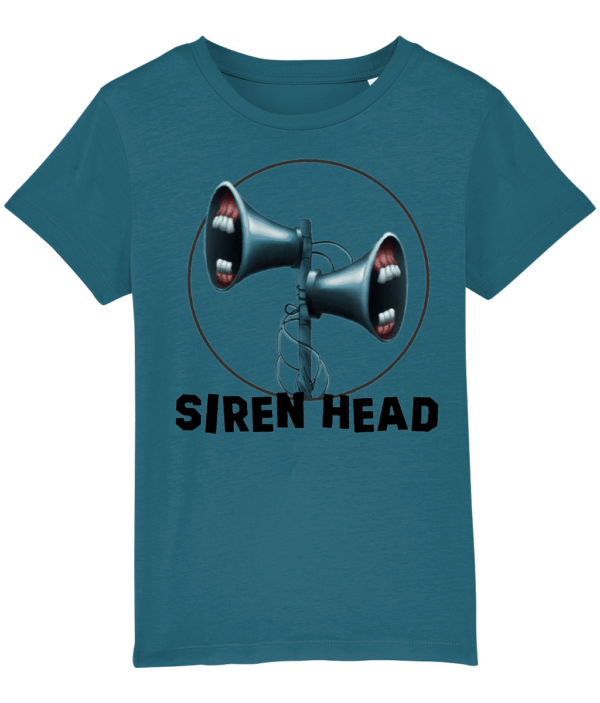 Siren Head image child's t shirt siren head t shirt
