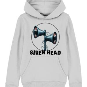 Siren Head child's hoodie a 40-foot skeletal being