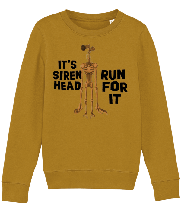 Siren Head run for it – Style 2 Sweatshirt Siren Head run for it - Style 2 Sweatshirt