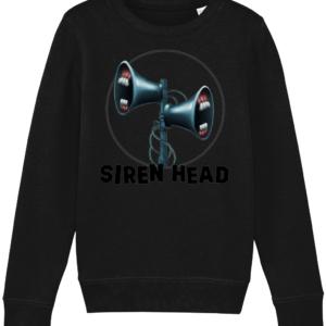 Siren Head Child's Sweatshirt