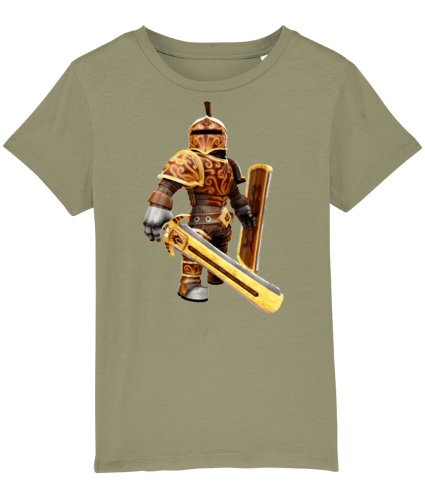 Redcliff Elite Commander from Champions of Roblox Series from Champions of Roblox