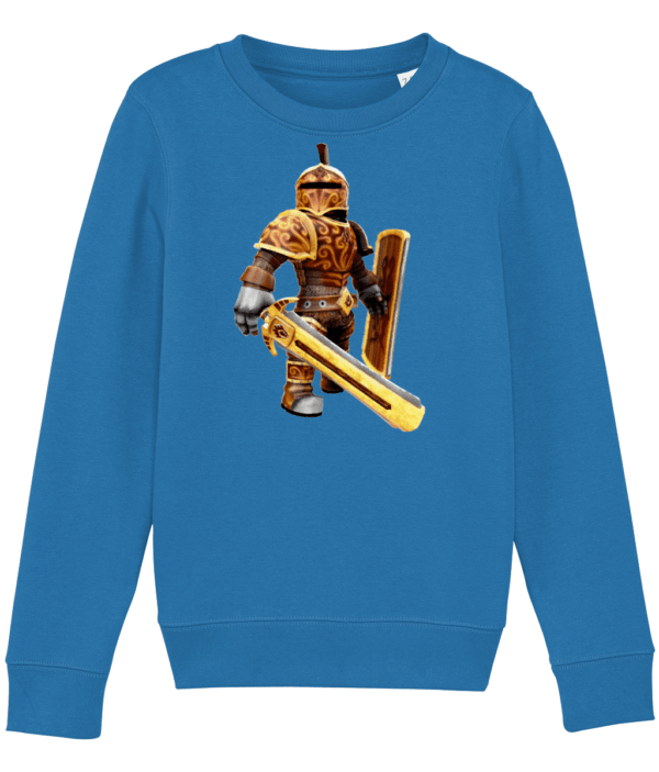 redcliff elite manager child's sweatshirt Redcliff Elite Commander