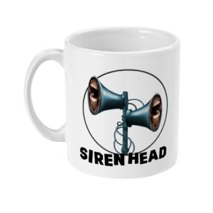 Siren Head Teeth 11oz Mug
