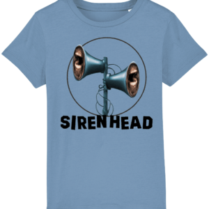 The Siren Head Mouth Child's T shirt
