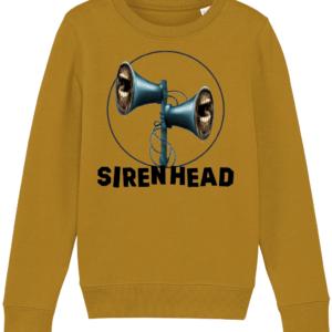 The Siren Head Mouth Sweatshirt