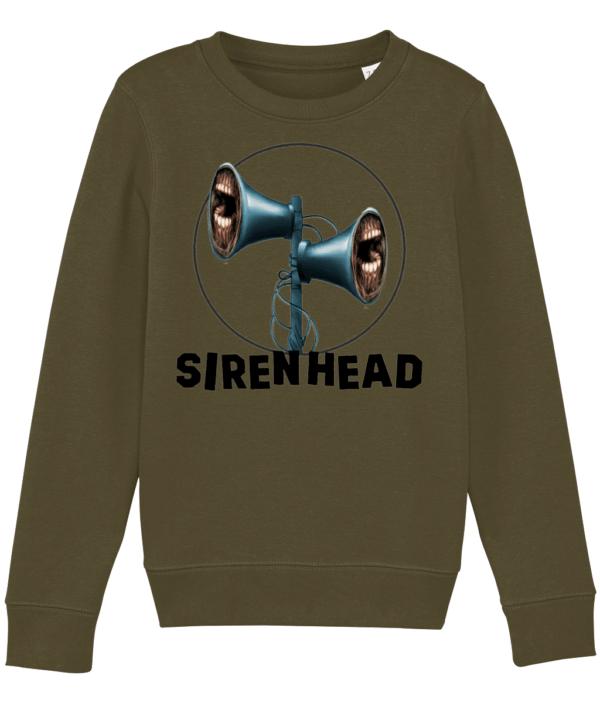 The Siren Head Mouth Sweatshirt Siren Head Mouth