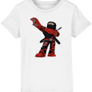 ninja warrior ROBLOX Child's T shirt