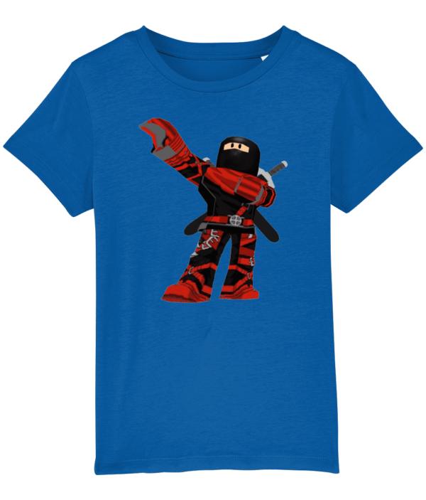 ninja warrior ROBLOX Child's T shirt ninja warrior ROBLOX