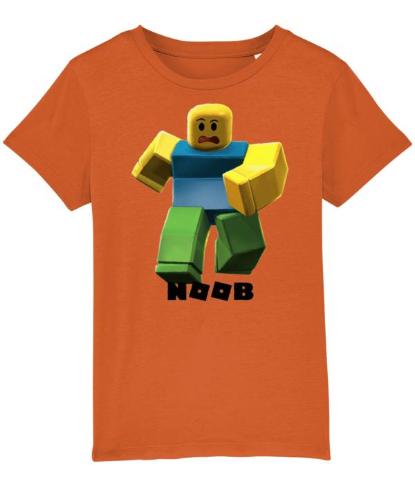 The Classic Roblox Noob, Child's T shirt classic noob