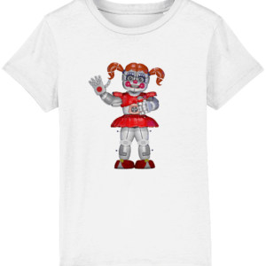Five Nights at Freddie's Infant Circus Clown Child's T shirt