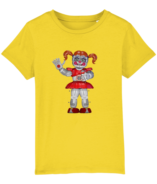Five Nights at Freddie's Infant Circus Clown Child's T shirt circus